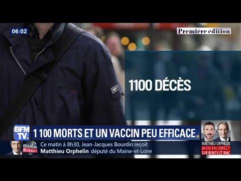L'épidémie de grippe a déjà fait 1100 morts