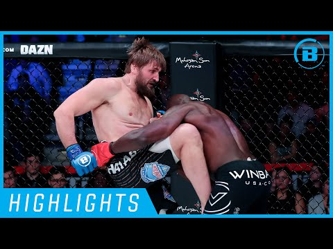 Highlights | Vitaly Minakov