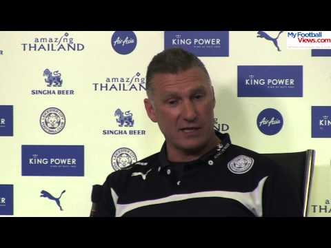 Nigel Pearson incredible rant after Chelsea game