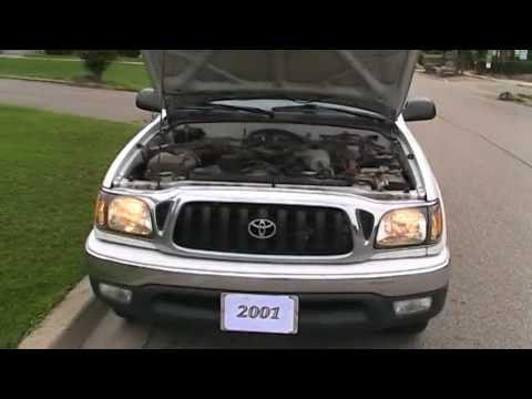 2001 toyota tacoma horsepower