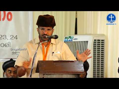 Shri. M.P. Abdussamad Samadani Speech at Parumala Seminary