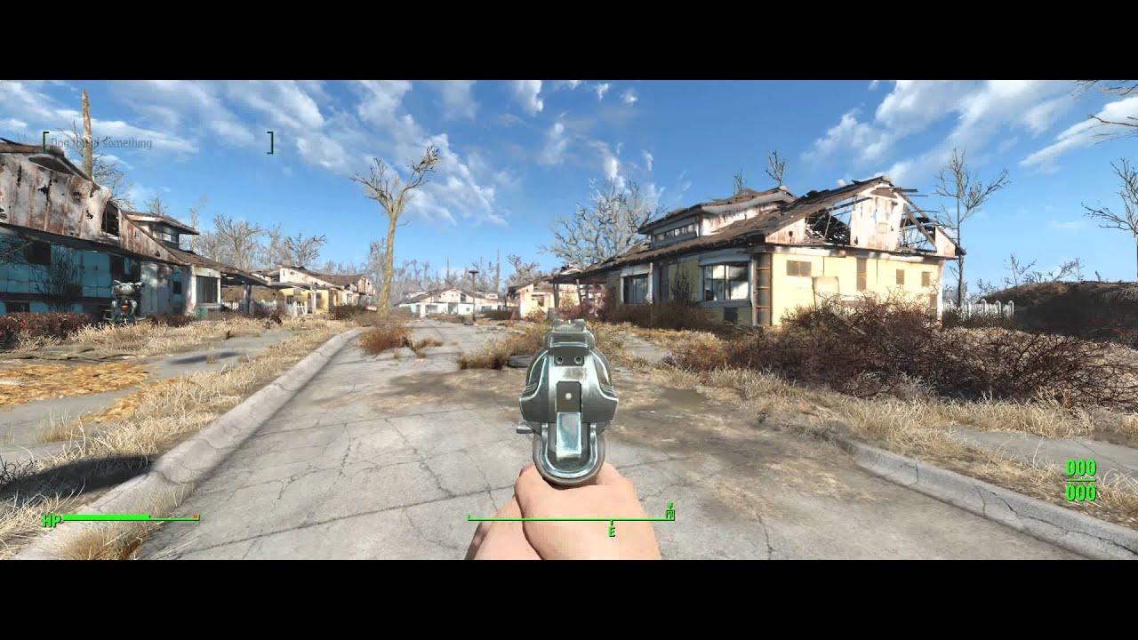 Fallout 4 - 4K SLI Gsync ULTRA @ 60fps --- WORKS - GeForce Forums