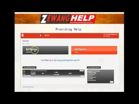 Zewang Presentation & Rules www.zewangteam.com