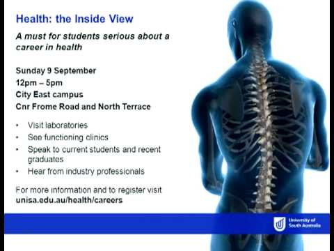 Pharmacy - Open Day 2012 - University of South Australia