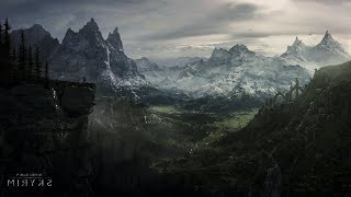1 hour of Ambient Fantasy Music by Dreyma Music | Skyrim Chapter II Mod
