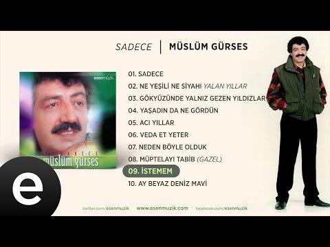 İstemem (Müslüm Gürses) Official Audio #istemem #müslümgürses