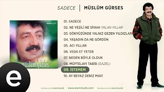 İstemem (Müslüm Gürses)  #istemem #müslümgürses - Esen Müzik Resimi