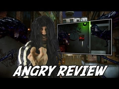 The Darkness II Angry Review
