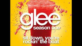 Glee - Sit Down You