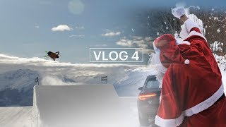 SPECIAL X-MAS  DELIVERY &  BACK ON SNOW! | VLOG 4