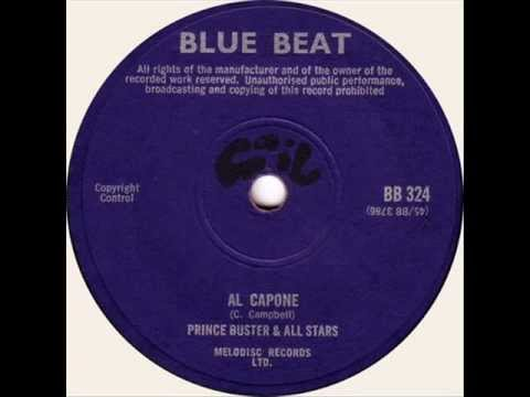 THE SPECIALS VS PRINCE BUSTER & THE ALL STARS (GANGSTERS / AL CAPONE)