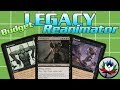 "MTG – Best ""BUDGET"" Mono Black Reanimator Legacy Deck Tech for Magic: The Gathering!"