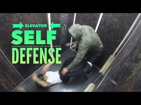 WARNING: Elevator Self-defense - 5 Survival Tips