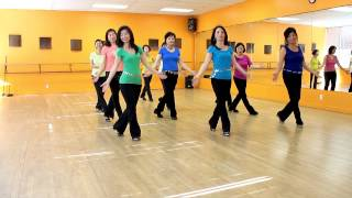 Coca Cola Shake - Line Dance (Dance & Teach in English & 中文