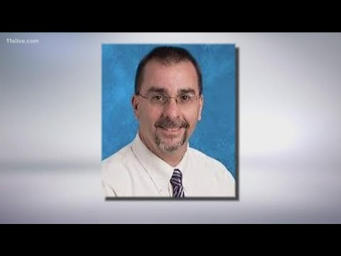 Tractor overturns in pond killing Gilmer Middle School principal