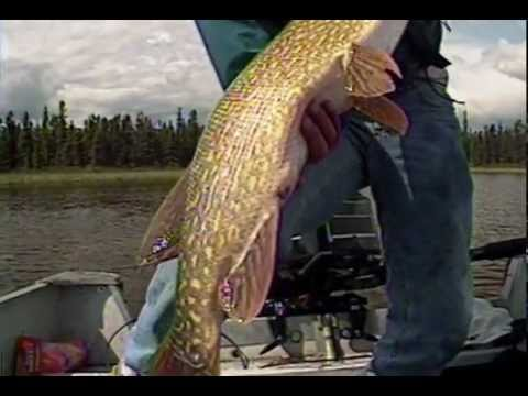 North American Fishing Club: Pike And Muskie Tactics Part 4