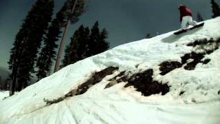 Jamie Anderson VISUALS - Spring in Tahoe