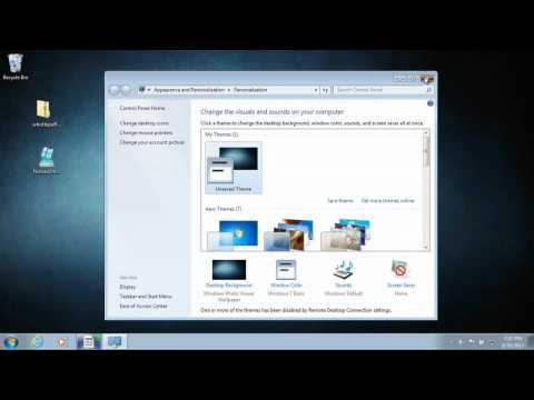 How to Install Icon Packs on Windows 7 : Software & Internet Questions