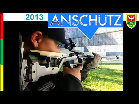 ANSCHUTZ 2013 match rifle 22LR