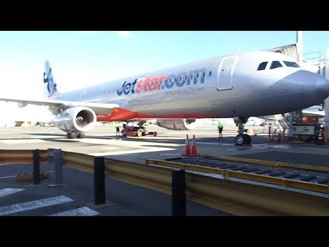 Jetstar Sydney to Adelaide A320