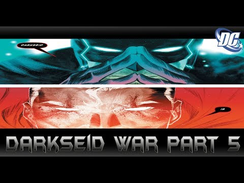 Justice Leagueกลายเป็นพระเจ้า Darkseid War Part 5 - Comic World Daily