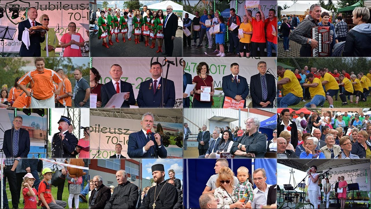 Nowy Dwór Gd.: Dożynki gminne tym razem w Marzęcinie. Zobacz relację. – 16.09.2017
