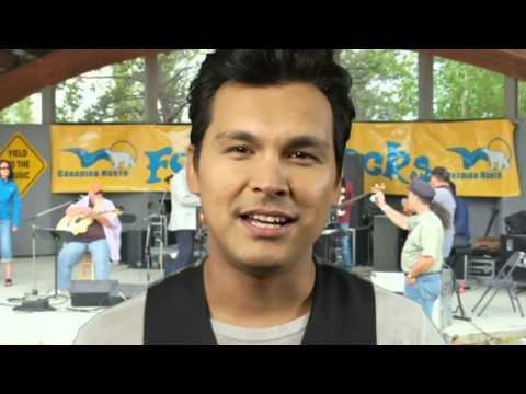 Why Yellowknife Rocks With Adam Beach
