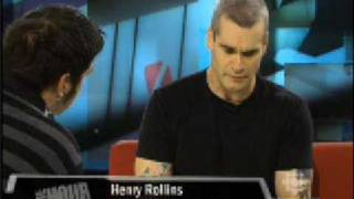 Howard Stern Interviewing Henry Rollins Part 5 of 6