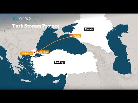 Money Talks: Turk-Stream project gets the go-ahead