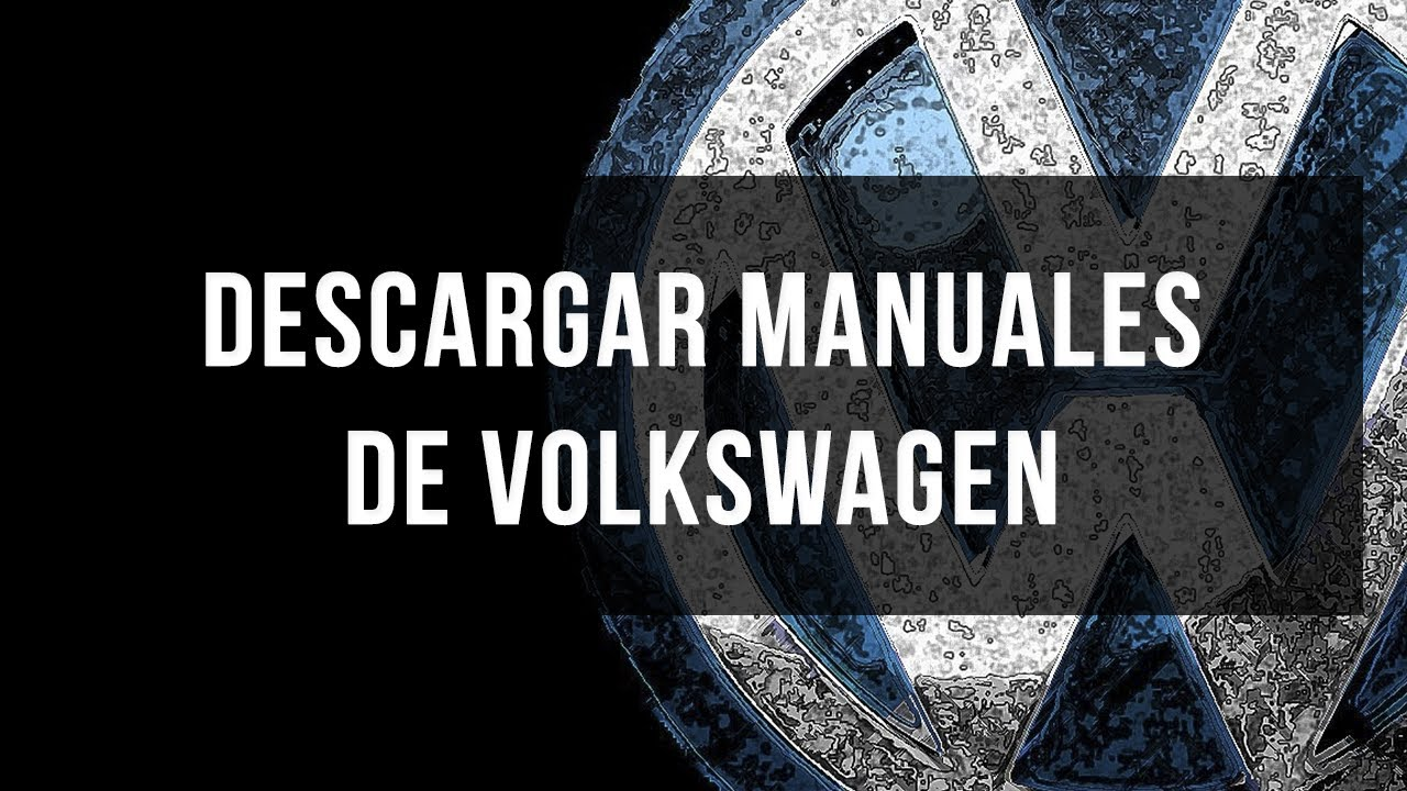 vw polo 2003 service manual