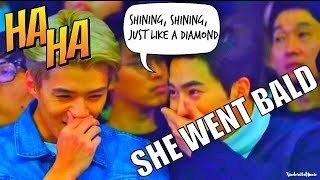 BUT WE ARE NOT GAY (exo on crack)
