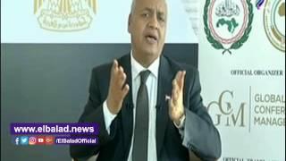 بكري: رئيس البرلمان الإفريقي أشاد بدور مصر ووصفها بـ'أرض الله'..فيديو