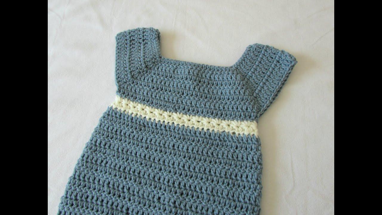 47c65ba5bb3b How to crochet a star stitch dress   top   tunic - any size - YouTube