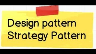Design pattern :- What is Strategy pattern ?