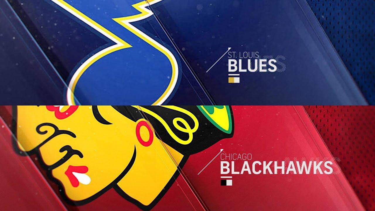 Download St. Louis Blues vs Chicago Blackhawks Nov 14, 2018 HIGHLIGHTS HD