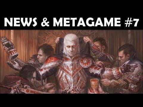 NEWS & METAGAME #7 - Commander 2017, Unstable // Pro Tour Kyoto (Standard)