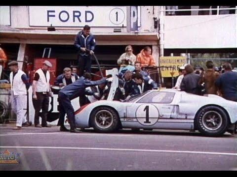 Ford Vs Ferrari Original 1966 24 Hours Of Le Mans Documentary Youtube