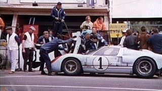 THIS TIME TOMORROW - A Look at the 1966 24 Hours of Le Mans