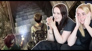 Attack on Titan S3 EP 19 Reaction - The Truth Revealed At Last