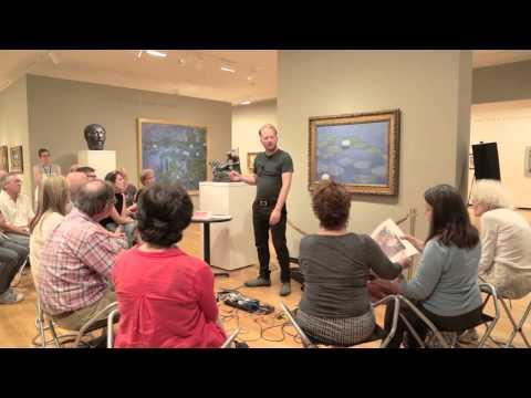 Artist Talk: Nick Jaina (full talk)