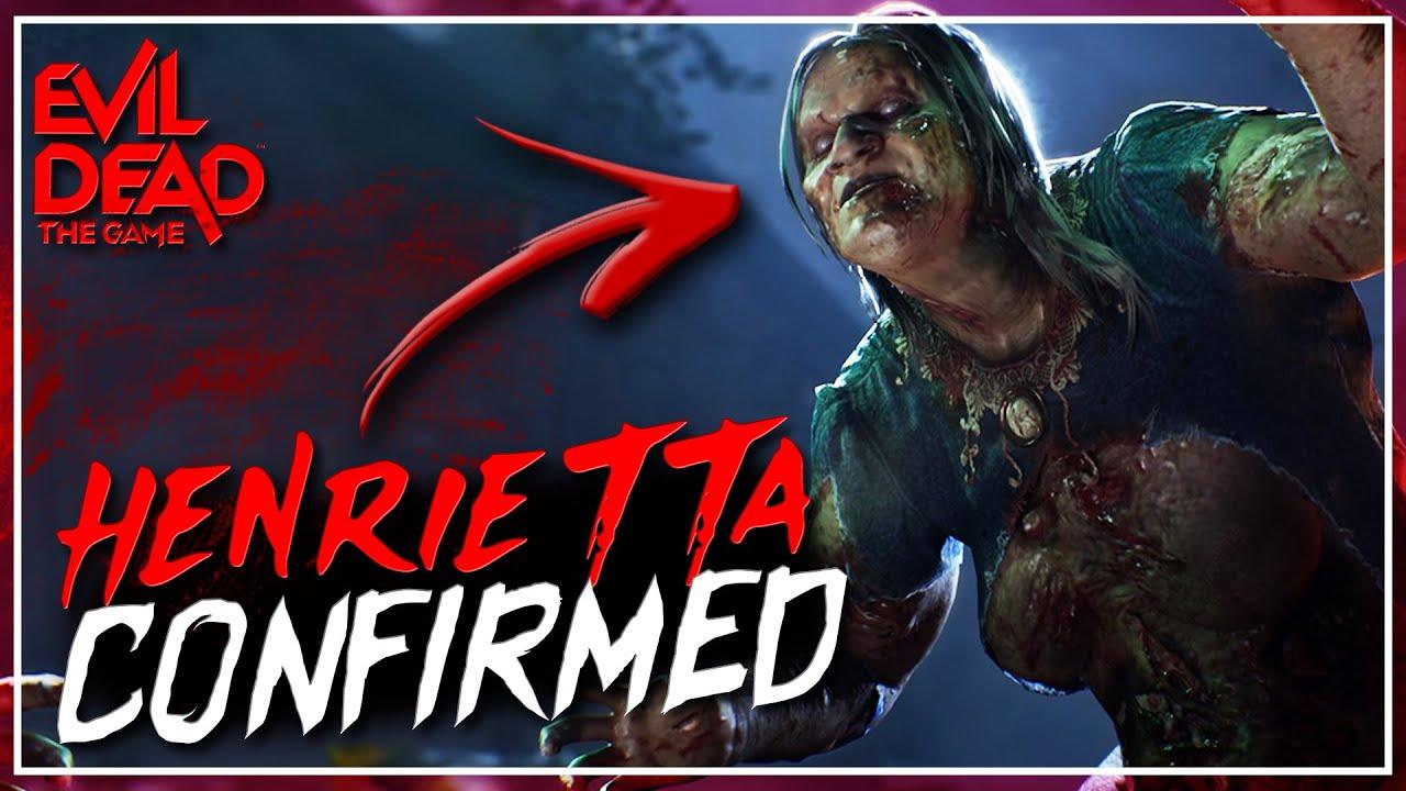 HENRIETTA CONFIRMED! | Evil Dead: The Game