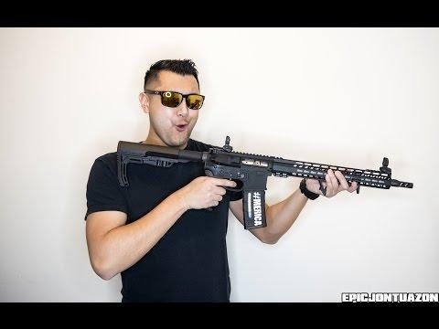 AR-15 Build | .223 Wylde | Hiperfire | Article II Firearms