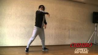 Studio Faith CHIHIRO DANCE MOVIE VOL.1