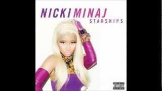 Nicki Minaj - Starships (Download & Lyrics Links In Description)