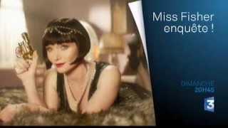 Miss Fisher enquête   1ère soirée