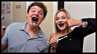 Gambar cover WHITENING OUR TEETH WITH BLACK POWDER | Bianco Smile