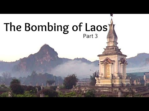 Laos: My Visit to the Most Bombed Country in the World (Part 3/3)