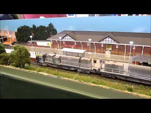 Crawley MRS Exhibition 2014