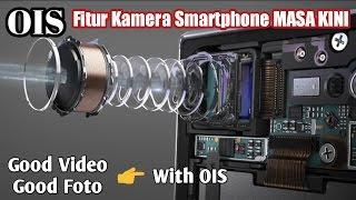 Jenis sensor pada kamera Smartphone.