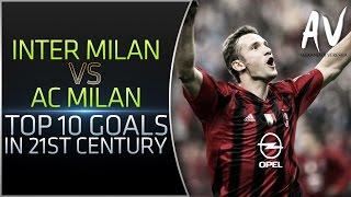 Video Gol Pertandingan Inter Milan vs AC Milan